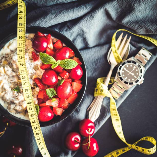 Intermittierendes Fasten – Gewichtsverlust – Foto