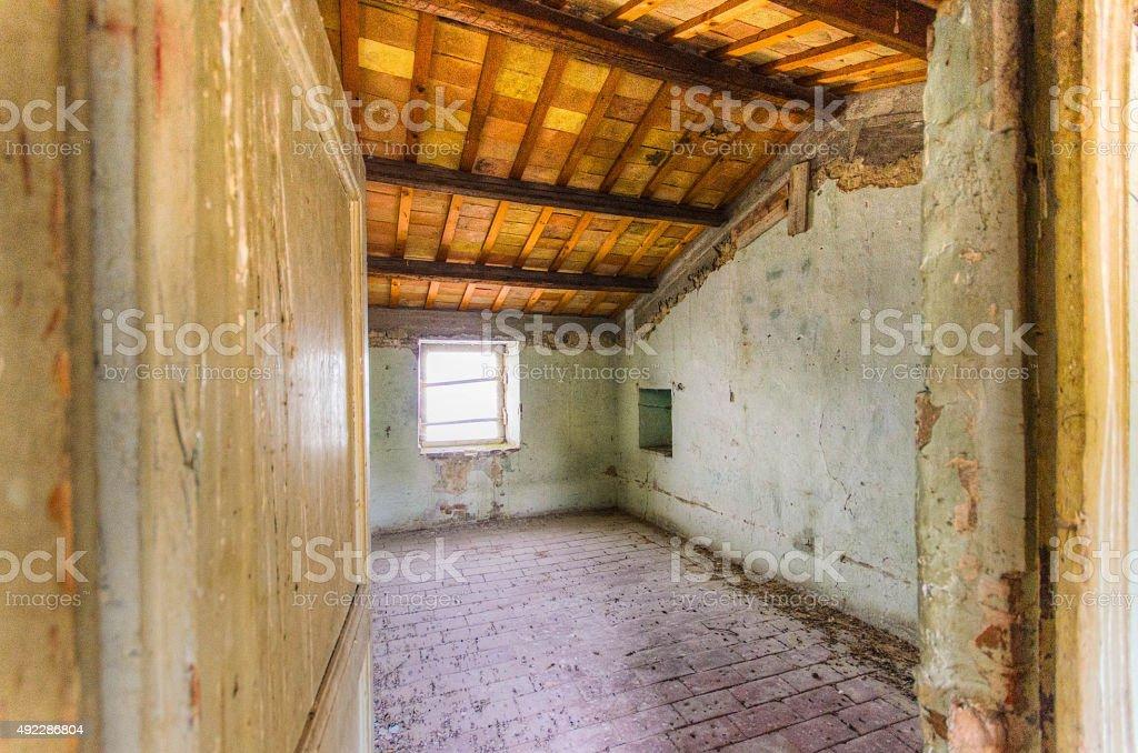 internal room view stock photo
