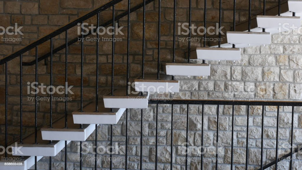 Escalier Interieur 1950 Stock Photo & More Pictures of 1950 | iStock