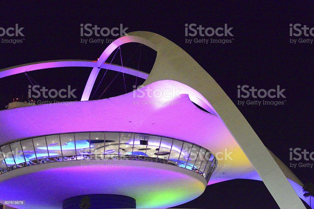 LA International Airport, California stock photo