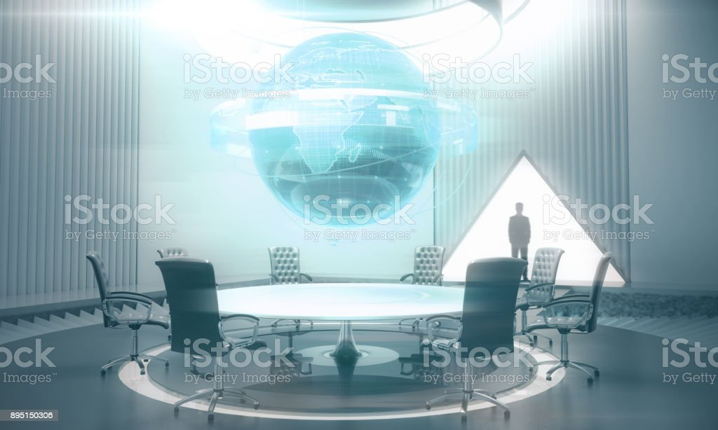 International business and finance concept stock photo