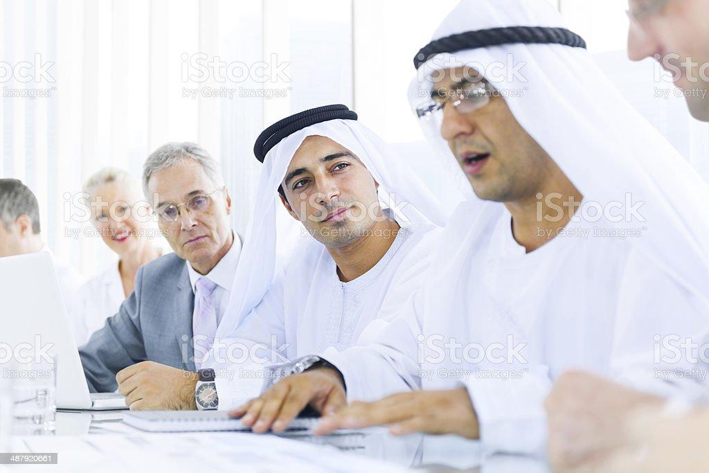 International Business stock photo