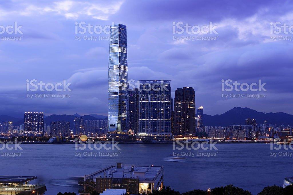 International Commerce Centre Hong Kong