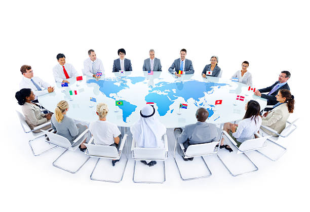 International Conference  diplomacy stock pictures, royalty-free photos & images