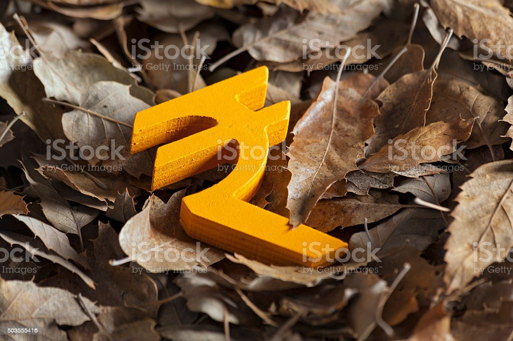 International economy money icon and currency unit stock photo