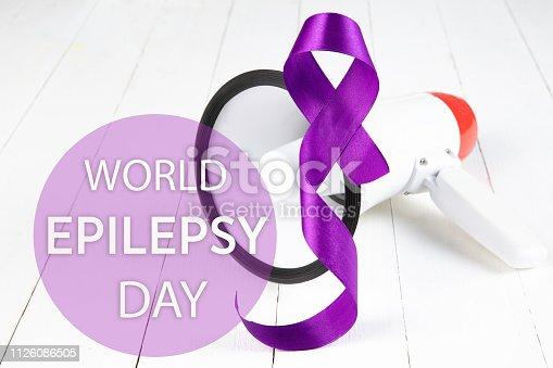 istock International Epilepsy Day 1126086505