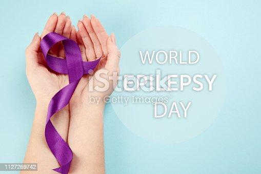 istock International Epilepsy Day 1127269742