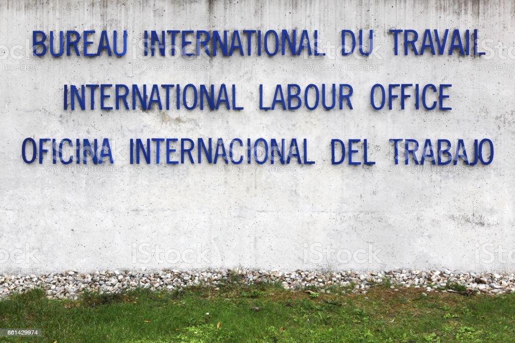 Banco de imagens e fotos de organização internacional do trabalho