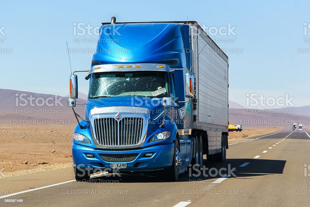 International Navistar stock photo