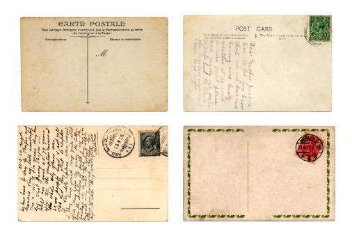 International postcards