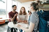 International Student Advising Services