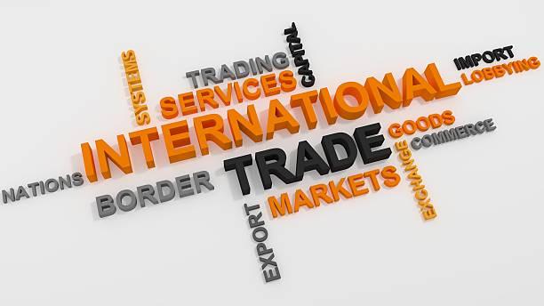 Internationaler Handel – Foto