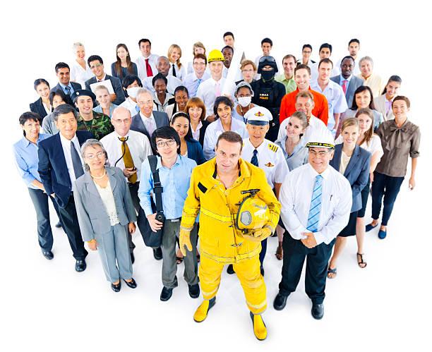 International des Travailleurs d'autres activités. - Photo