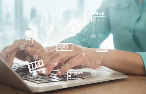internet-banking - onlinebanking stock-fotos und bilder