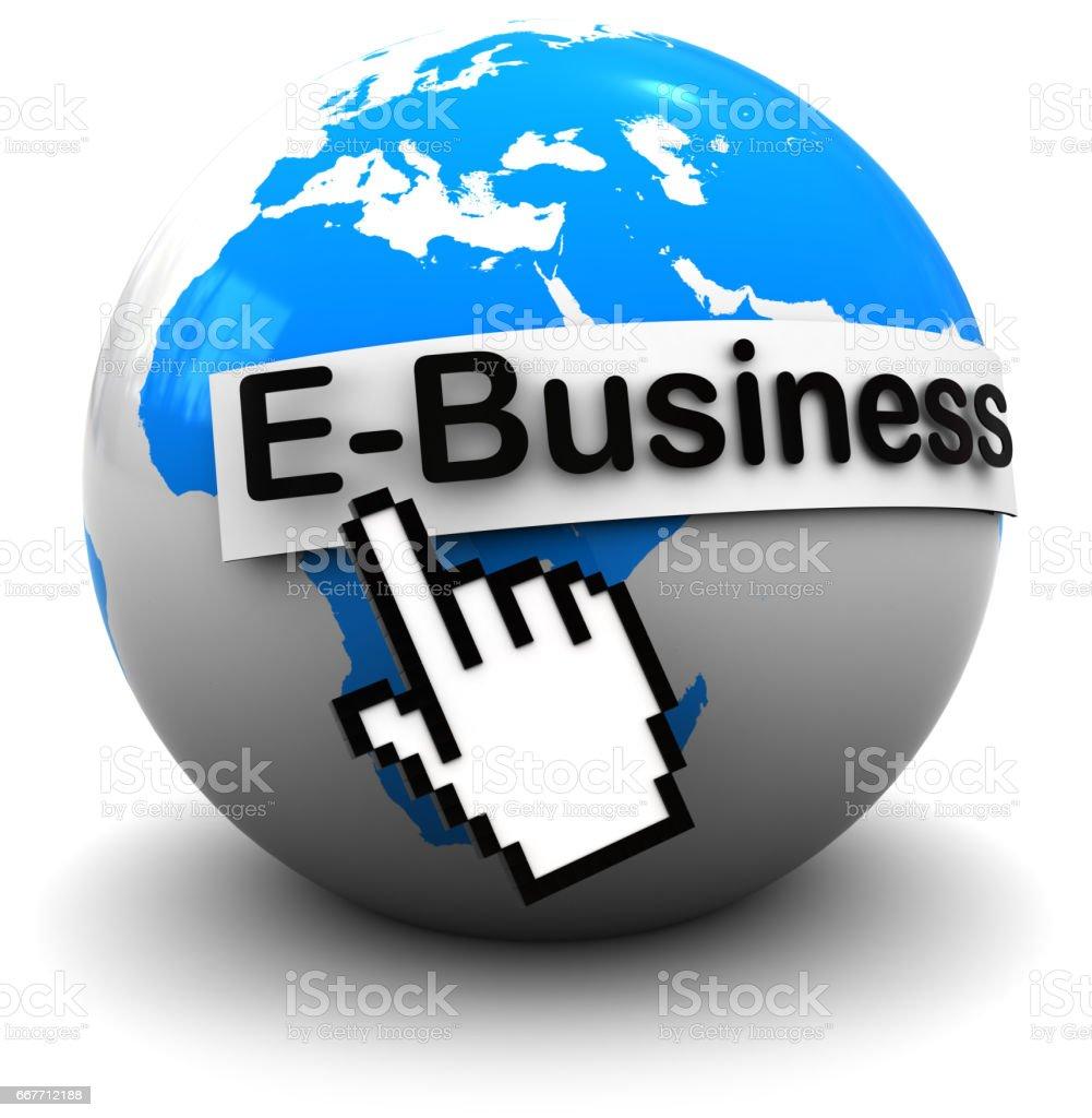 internet business stock photo