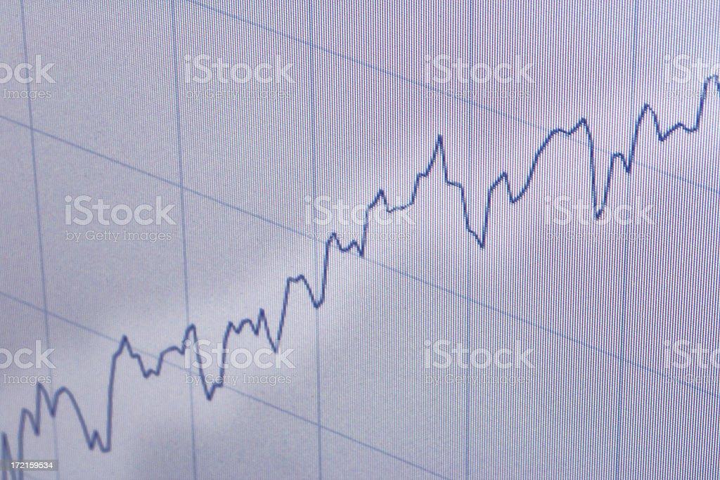 Internet Chart royalty-free stock photo