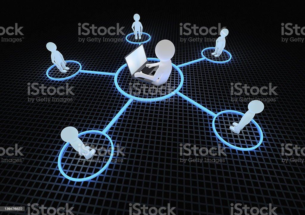 Internet-Konzept – Foto