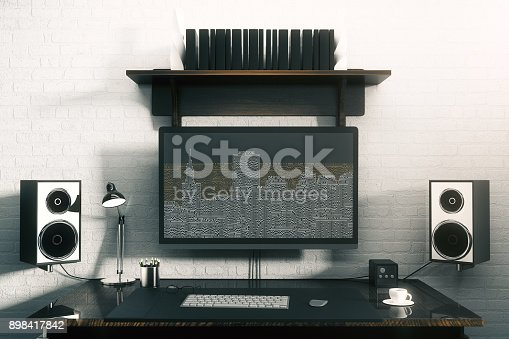 istock Internet concept 898417842