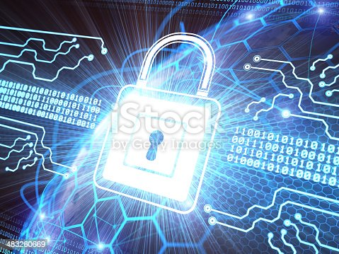 533557042 istock photo Internet Cyber Security 483260669