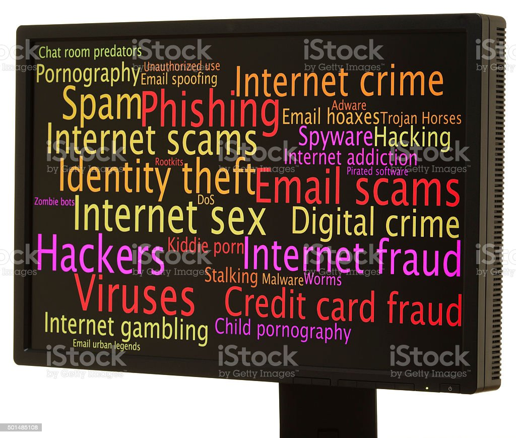 internet chat rooms dangers