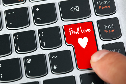 Internet Dating Stock Photo - Download Image Now