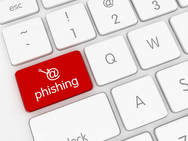 internet email phishing - phishing stock photos and pictures