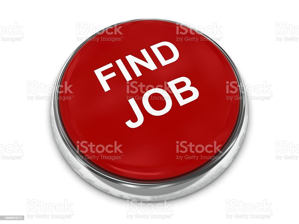 Internet Job Search royalty-free stock photo