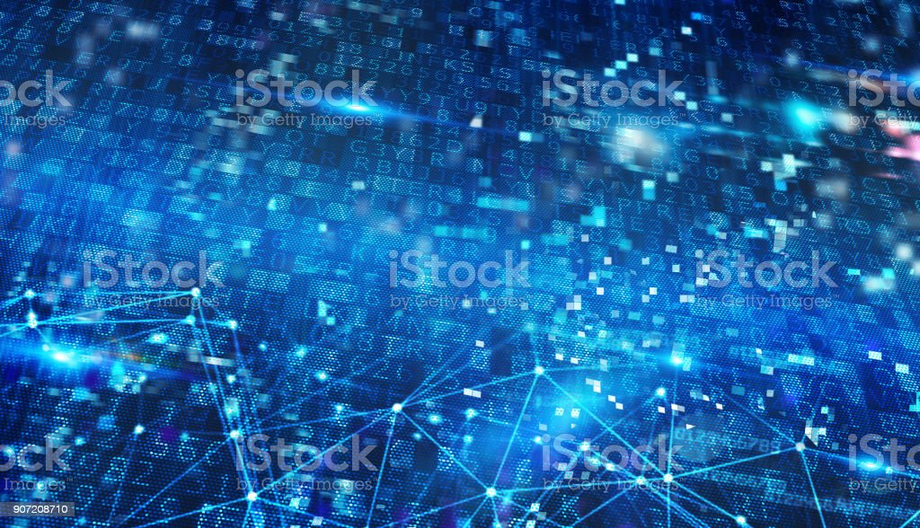 Internet network background. Concept of internet sharing foto stock royalty-free