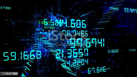 1195482922istockphoto Internet of Things Concept, Big Data, Computer Network, Binary Code, Cyber Crime 1140427689