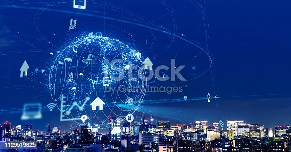 1140691204istockphoto Internet of Things concept. IoT. 1129519325