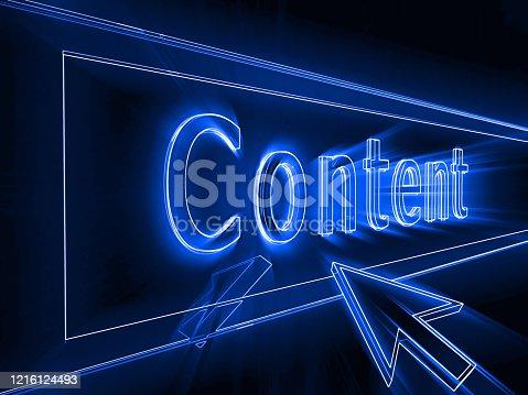 654055650 istock photo Internet search seo website content marketing 1216124493