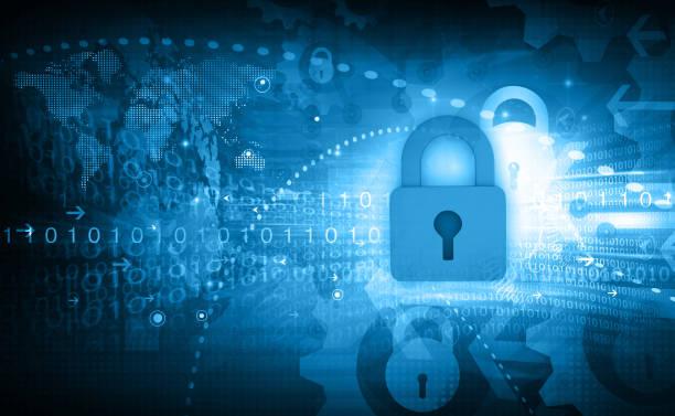 internet-security-konzept - netzwerksicherheit stock-fotos und bilder