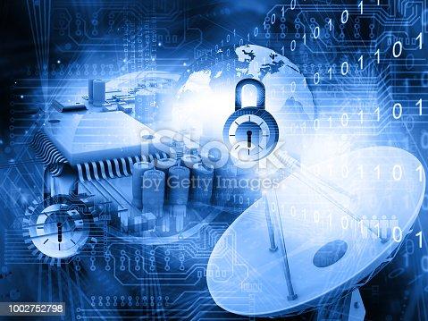 894954832 istock photo Internet security 1002752798