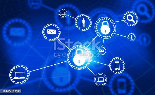 894954832 istock photo Internet security 1002762238
