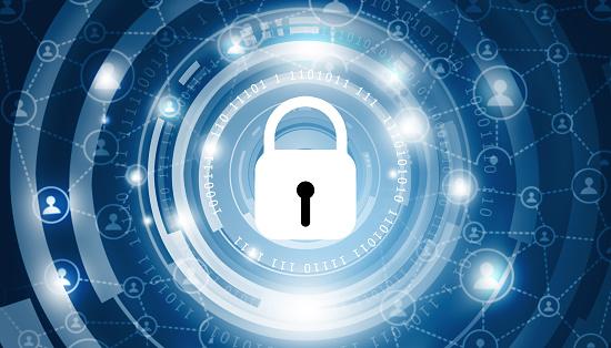 istock Internet security 1051694338
