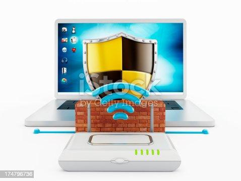 istock Internet security 174796736