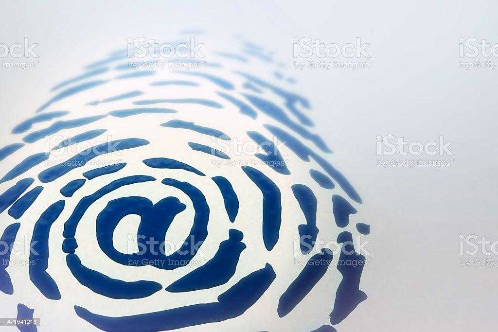 Segurança da Internet - foto de acervo