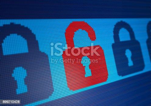 istock Internet Security 899210428