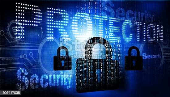 istock Internet Security 909417036