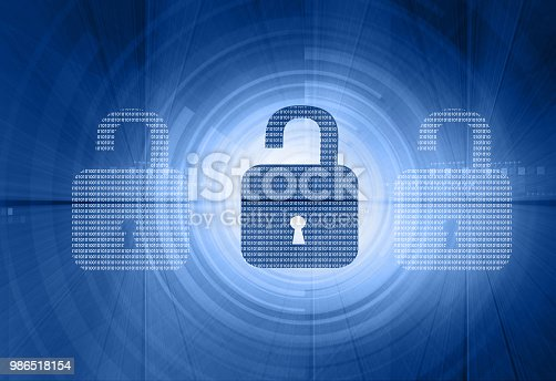 istock Internet security 986518154