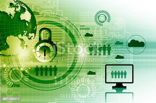 istock Internet security 997490312