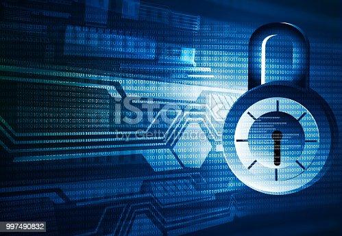 istock Internet security 997490832