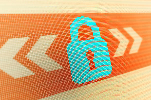 internet security - privacy policy stock photos and pictures