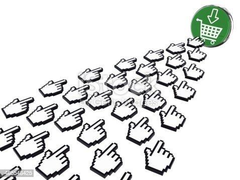 istock Internet Shopping eCommerce 465546425