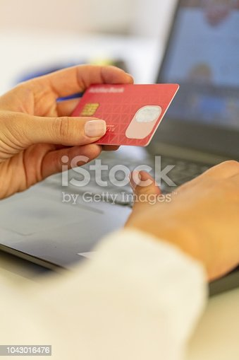 istock Internet shopping 1043016476