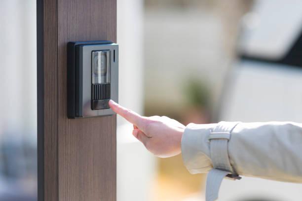 Interphone der Tür – Foto
