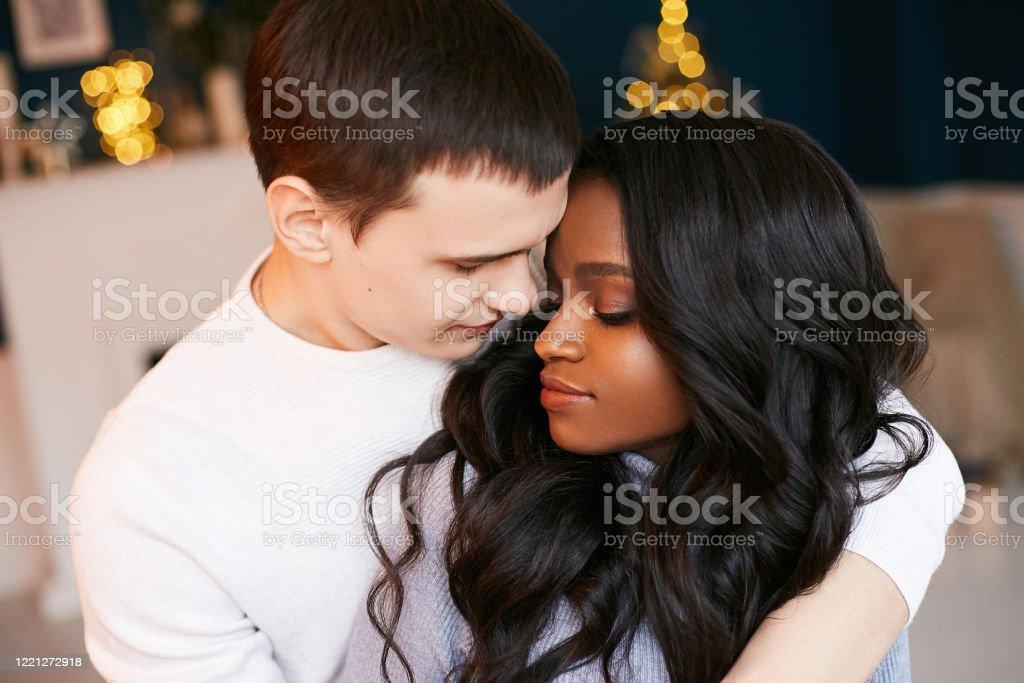 black teen girl interracial