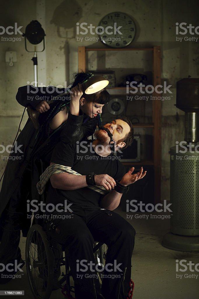 Interrogating Geisel – Foto