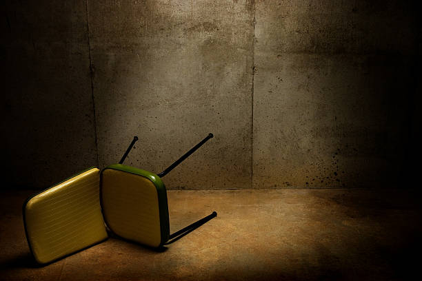 interrogation room - dimly stock pictures, royalty-free photos & images