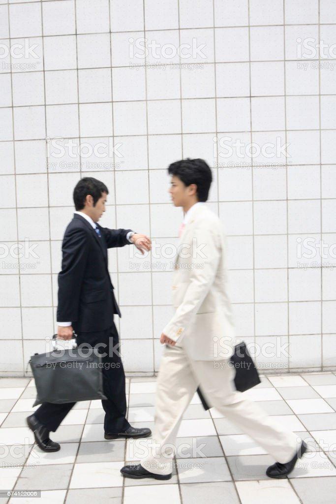 相交公司 免版稅 stock photo